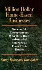 Million Dollar Home-Based Businesses Entrepreneur Money Build Wealth Income Make