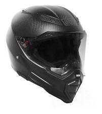 Agv casco casque integrale AX-8 AX8 Naked Carbon 2017
