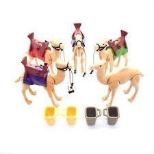 Playmobil camel saddle Dromedary Egyptian Arab Caravan Desert 3415 3586 4247
