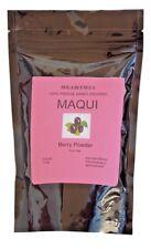 Bearthly  Maqui Berry Powder,  8 Ounce 100% Organic Freeze Dried Vegan Non GMO