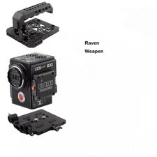 Pro Red Raven Kit cage rig with quick release cage and baseplate