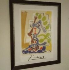 Very Nice!  Pablo Picasso Limited Edition Le Peintre, Authorized Lithograph
