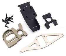 HoBao Hyper TT Center Diff Mount Chassis Plate CNC Alum. Motor Plate Set 11301