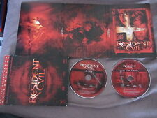 Resident Evil de Paul W.S. Anderson avec Milla Jovovich, collector 2DVD, Horreur