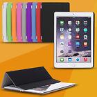 Apple iPad Air 2 Tablet Tasche Schutz Hülle Smart Back Case Etui Cover Schale