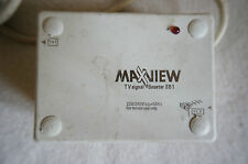 maxview aerial tv /fm booster signal amplifier