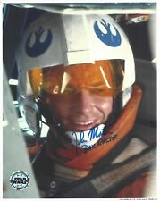 John Morton Dak Ralter Autograph Signed Star Wars Official Pix 8x10