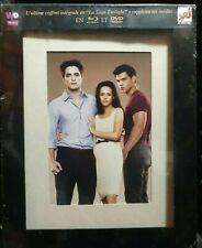 Twilight,Intégral Blu-Ray+DVD: Le Coffret en bois Edition Limitée Photos+++Neuf
