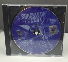 Shockwave Assault (PC, 1996) Electronic Arts (Disc Only)