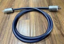 Furutech FP-3TS762 Mains Power Cable, C15 IEC Viborg VM512R VF512R Rhodium 2m