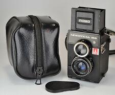 RUSSIAN USSR LOMO Lubitel 166 MOSCOW 80' OLYMPICS TLR MEDIUM FORMAT camera (2)