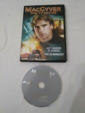 MacGyver The Tv Movies Lost Tresure Of Athantis And Trail To Doomsday Dvd Clean