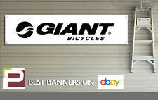 GIANT Bicycles Banner PVC Sign for workshop, garage, Giant Bike