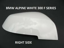 BMW 3 SERIES  F30 F31  Wing Mirror Cover R/H BMW 300 ALPINE WHITE 2010-2017