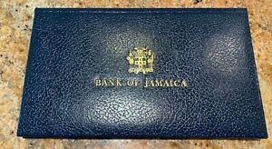 Bank of Jamaica matched numbered bank notes 1976. Very low set #387 - Mint