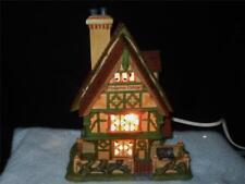 """Dept 56 Heritage Village """"Hedgerow Garden Cottage"""" Dickens Village #56.58476 Mib"""