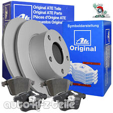 ATE BREMSENKIT SMART 450 FORTWO COUPE CABRIO 452 Roadster COUPE VORN Ø280