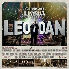 NEW - Leo Dan CD Celebrando Una Leyenda CD / DVD SHIPPING NOW !