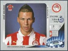 Panini UEFA Liga de Campeones 2012-13- #126-OLYMPIACOS-JOSE Holebas