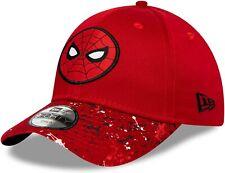New Era - Marvel Spiderman Kids 9Forty Snapback Cap - Rot