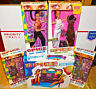 4 SPICE GIRLS DOLLS NEW SEALED & SOUND STAGE COMPLETE IN BOX COLLECTION GIFT TOY