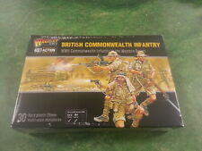 British Commonwealth Infantry Bolt Action Warlord Games 28mm