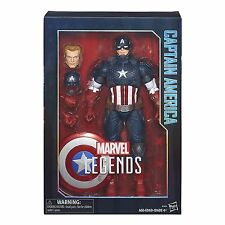 Marvel Legends Series 12 inch Captain America Figure - NEW & SEALED!