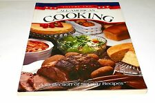 Books, All-American Cooking, Volume 2, A Collection of Savory Recipes, Cookbook