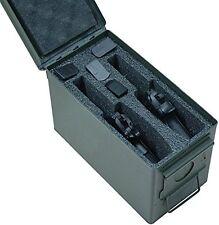 Case Club 2 Pistol .50 Cal Ammo Can Foam Pre cut Closed Cell Military Grade Foam