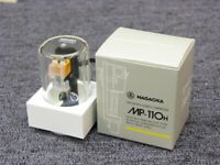 Nagaoka MP-110 Stereo Cartridge Cartridge single elliptical chip bonded diamond