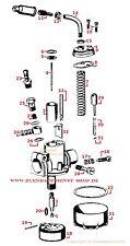 Kreidler Bing Carburateur toute complication osseuse nadeldüse 45-152/2, 20 -2 - 1/15/46 a 1/15/65