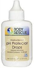 Peelu Body Rescue Alkaline Ph Water Drops 1.25floz (37.5ml)