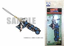 Naruto Shippuden Serifu Dialogue Strap S Sasuke Uchiha Pierrot Licensed New