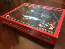 ZYLATRON Board Game Rare Vintage 1986 The Battle For The Galaxy