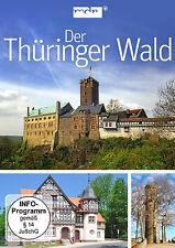 Guía de viaje el DVD Thüringer Wald - Urlaub mit dem Auto