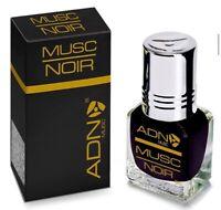 1 x ADN Musk -  Noir Schwarzer Misk 5 ml Parfümöl Black Musc