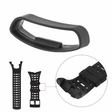 Luxury Rubber Security Watch Wristband Clasp Ring Loop Fastener For SUUNTO CORE