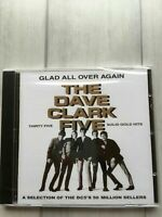 DAVE CLARK FIVE - Glad All Over Again [CD]  Thirty Five Solid Gold Hits