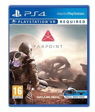 FARPOINT - PSVR PS4 - NEW & SEALED - FREE UK POST