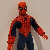 """Vintage 1970's Original Mego 8"""" SPIDER-MAN Type 2 Action Figure SUPER NICE+++!!!"""