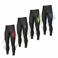 Zimco Pro Cycling Thermal Tights Super Roubaix Padded Winter Bicycle Bike Pant