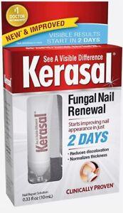 Kerasal Fungal Nail Renewal Treatment, Restore Healthy Appearance in 2 days