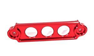 JDM Battery Tie Down Bracket Anodized Aluminum For Honda Civic EK EK4 EK9 Type R