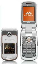 W710i Original Sony Ericsson W710 Bluetooth mp3 player Radio Color flip phone