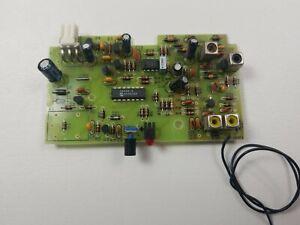 Genie Pro Overhead Door Garage Opener Radio Receiver Board 390MHz - 34375R
