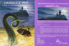 Grimrock Isle - A Call of Cthulhu Solo Adventure