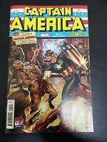 Captain America Anniversary Tribute One Shot Cover B Variant Mark Brooks 2021 NM