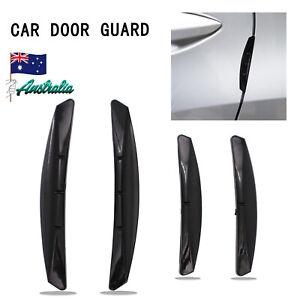 4Pcs Edge Guard Door Protector Anti Collision Strip Universal Car Accessories AU