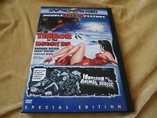 Terror in the Midnight Sun / Invasion of the Animal People (Special Edition) DVD
