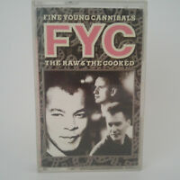 Fine Young Cannibals – The Raw & The Cooked - 1989 -(Cassette Audio - K7 -Tape)